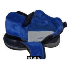 Демисезонные ботинки для мальчика, 27,30,31 размер, кожаная стелька, супинатор, флис, 101-35-07